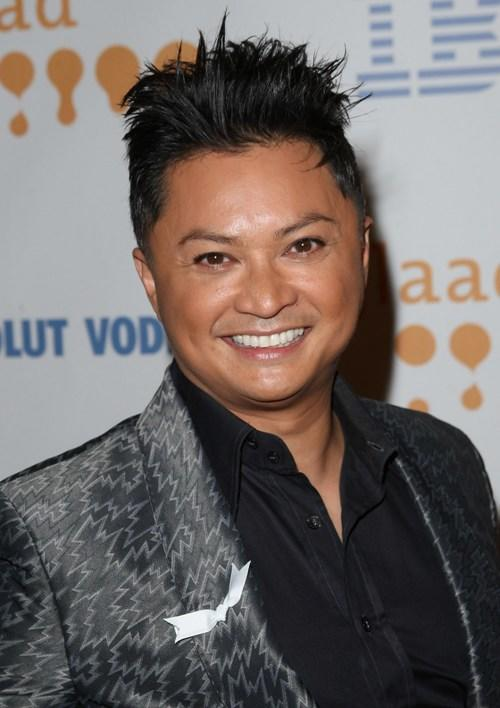 Alec Mapa at the 20th Annual GLAAD Media Awards.