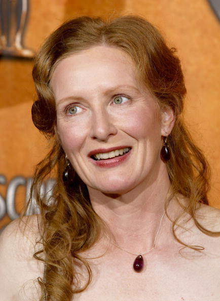 Frances Conroy at the 10th Annual Screen Actors Guild Awards in L.A.