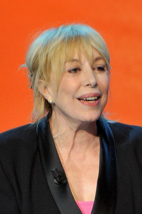 Rosa Maria Sarda at the Goya Awards 2010 Gala.