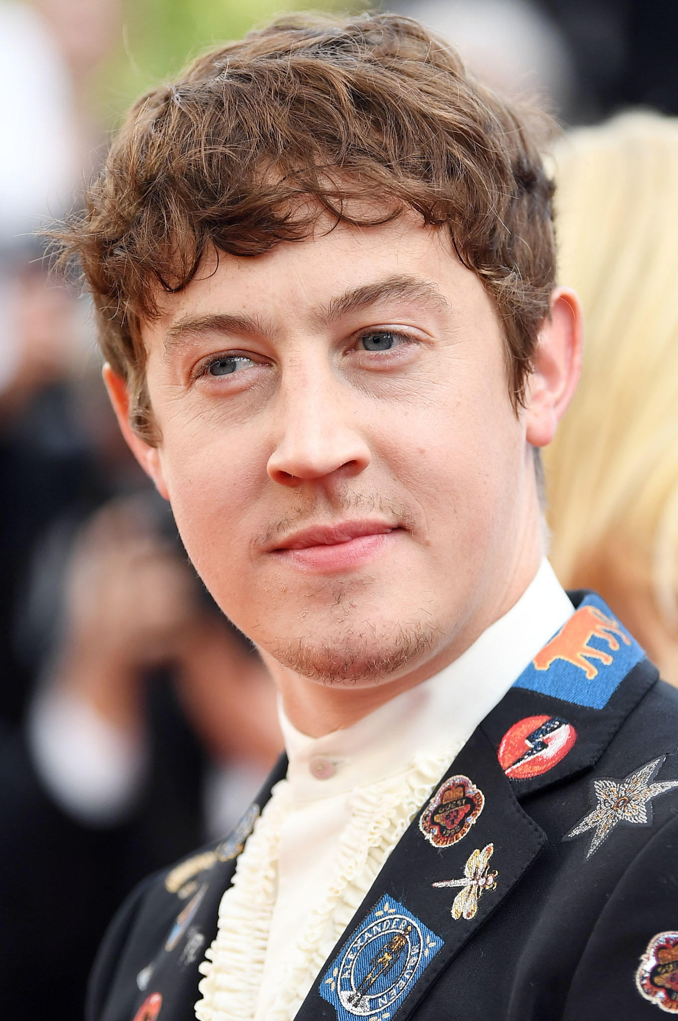 Alex Sharp at the