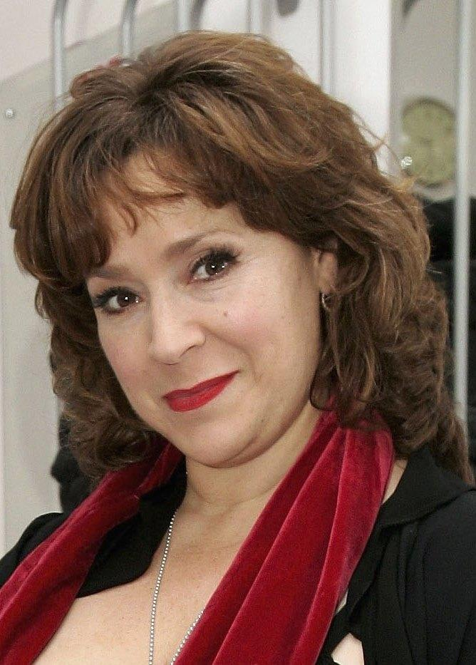 Harriet Thorpe at the launch of national tour of Stephen Sondheims musical Sweeney Todd.