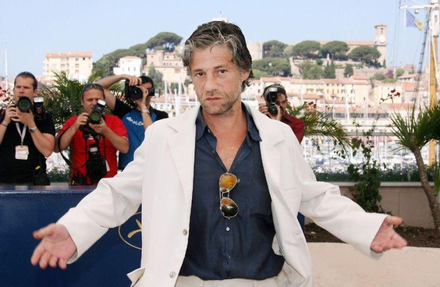 Birol Unel at the 59th edition of the International Cannes Film Festival.