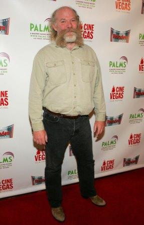 Jim Cody Williams at the screening of