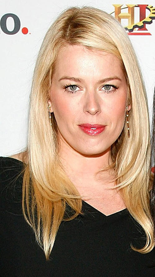 Amanda de Cadenet at the 2011 A&E Television Networks Upfront Presentation in New York.