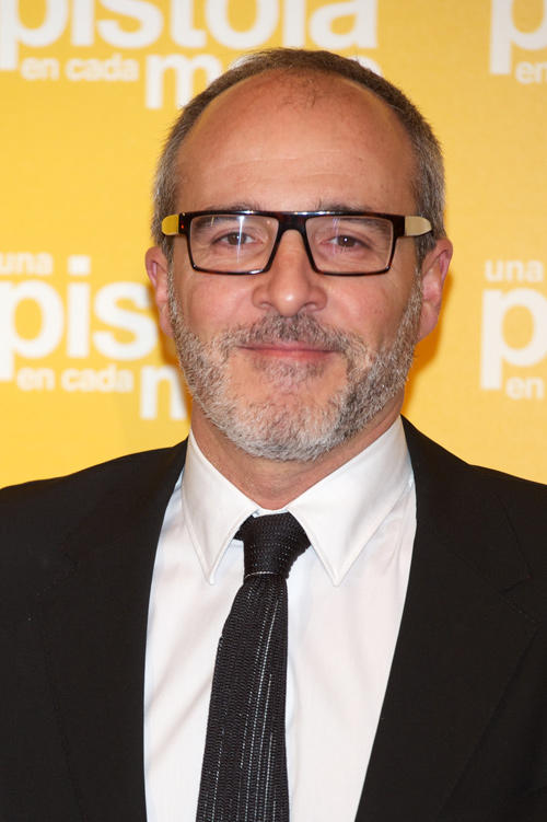 Fernando Guillen Cuervo at the Madrid premiere of