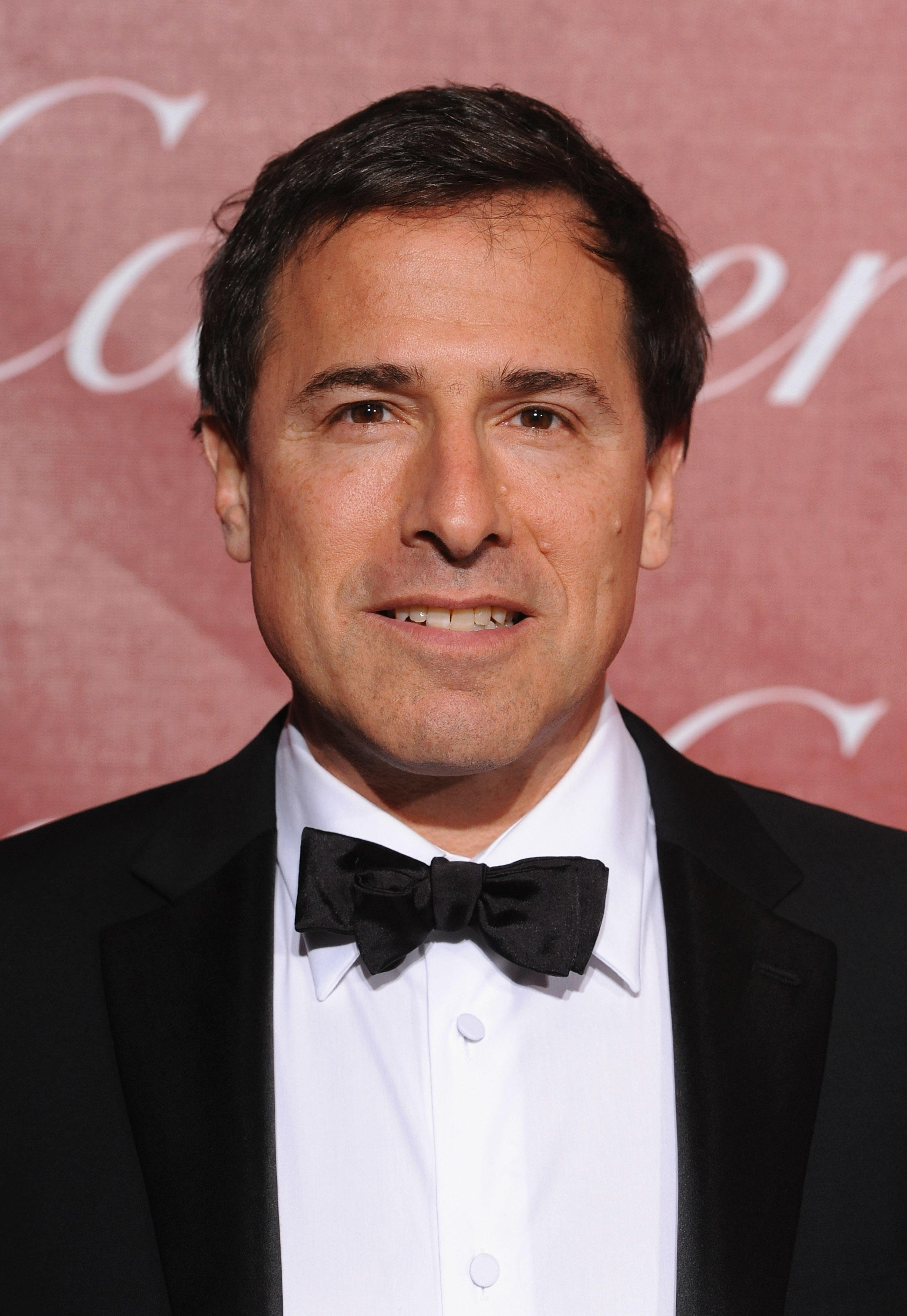 David O. Russell at the 2011 Palm Springs International Film Festival.