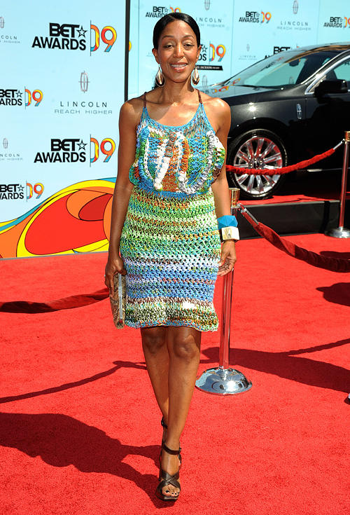 Robi Reed at the 2009 BET Awards in California.