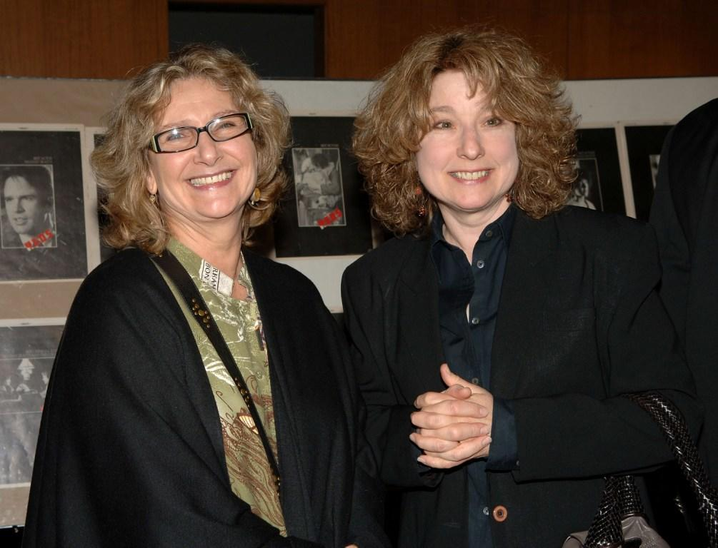 Jane Jenkins and Nancy Foy at the AMPAS Great To Be Nominated Screening of