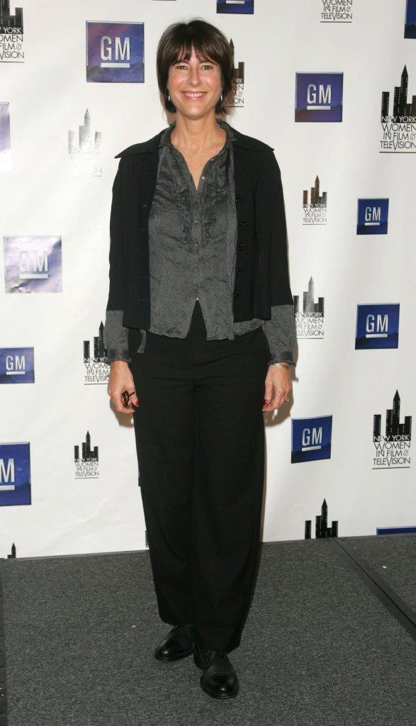 Ellen Lewis at the New York Women in Film and Television's 26th annual Muse Awards.