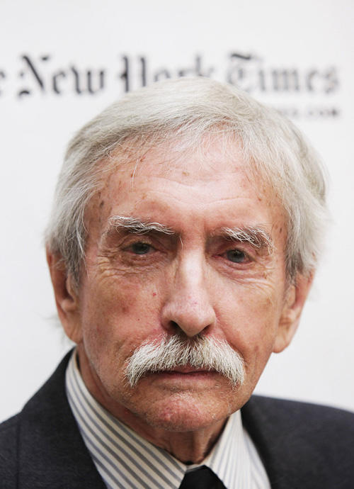 Edward Albee at the 55th Annual Drama Desk Awards in New York.