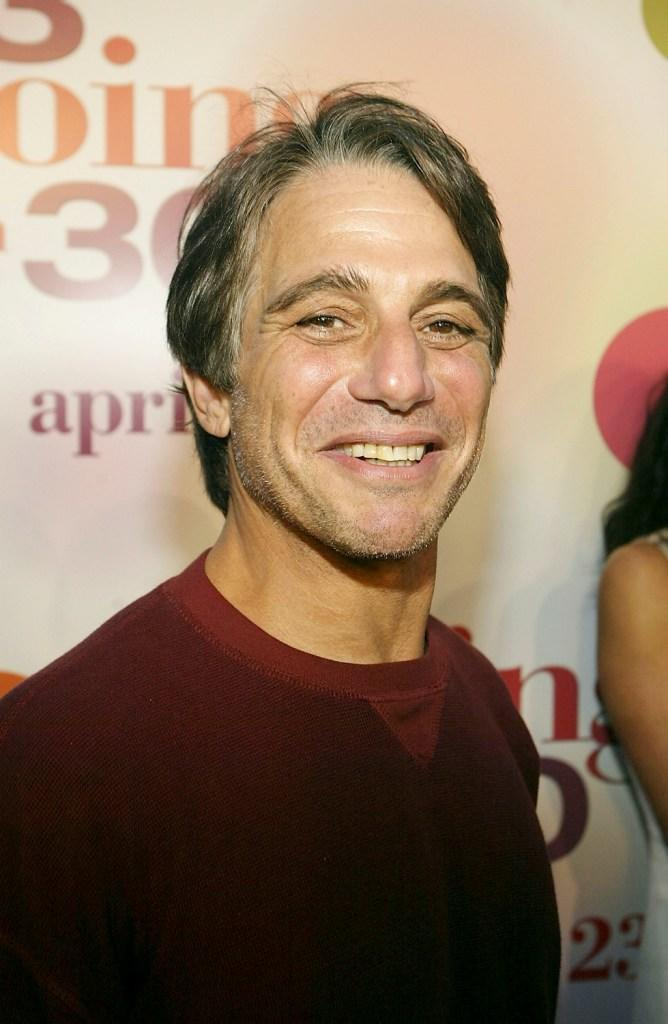 Tony Danza at the premiere of