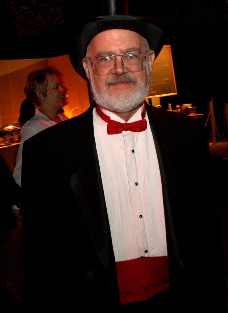 Dr. Demento at the after party of the Los Angeles premiere of