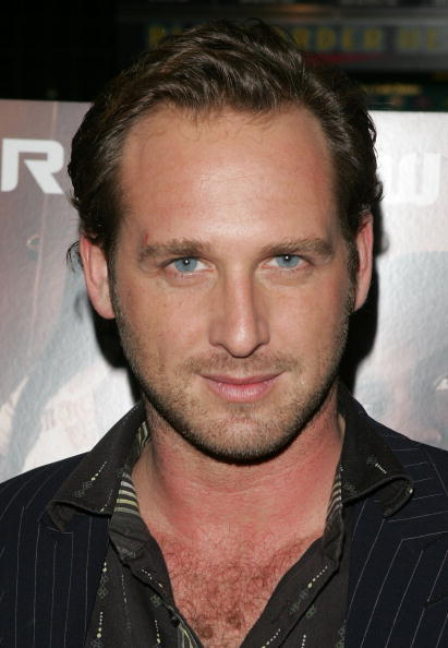 Josh Lucas at a special screening of