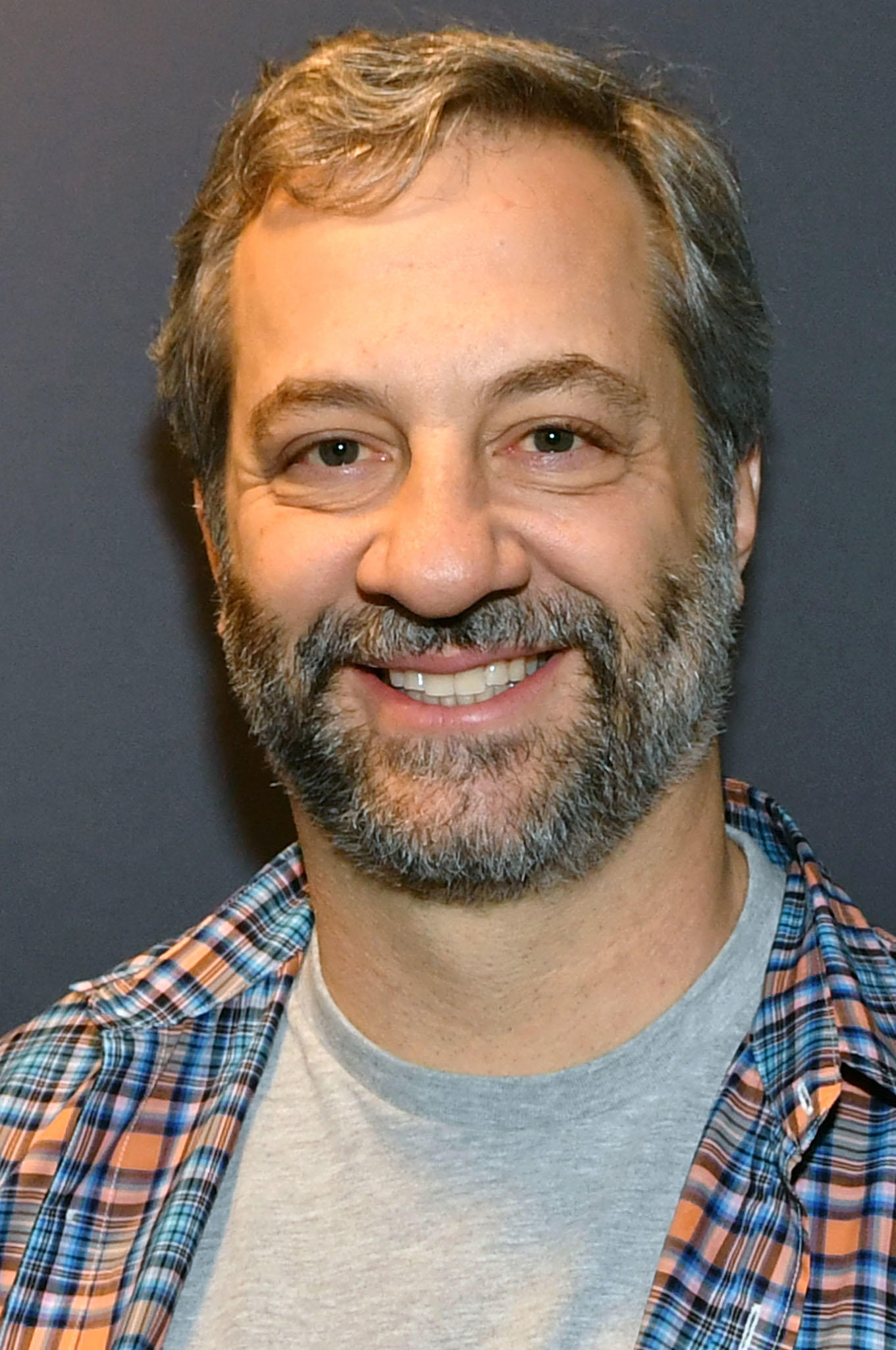 Judd Apatow at SiriusXM Studios in New York City.
