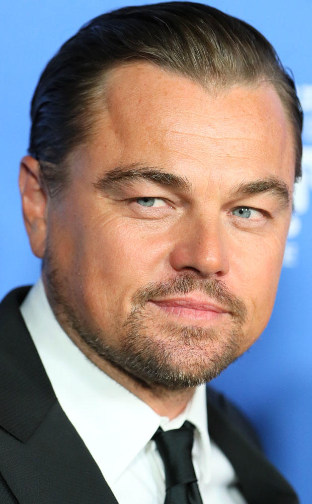 Leonardo DiCaprio during the 14th annual Santa Barbara International Film Festival.