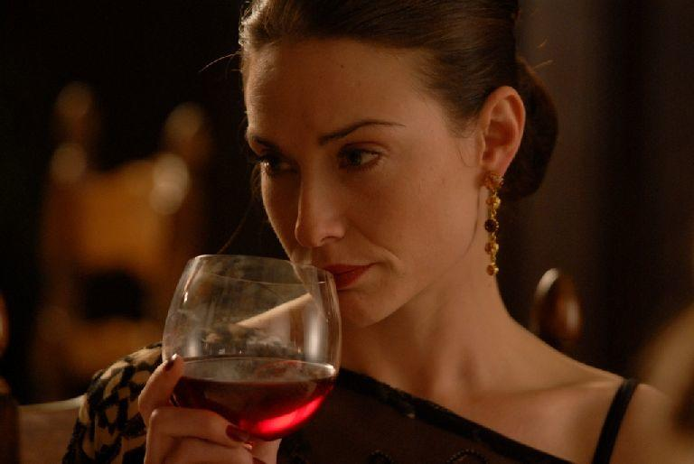 Claire Forlani in