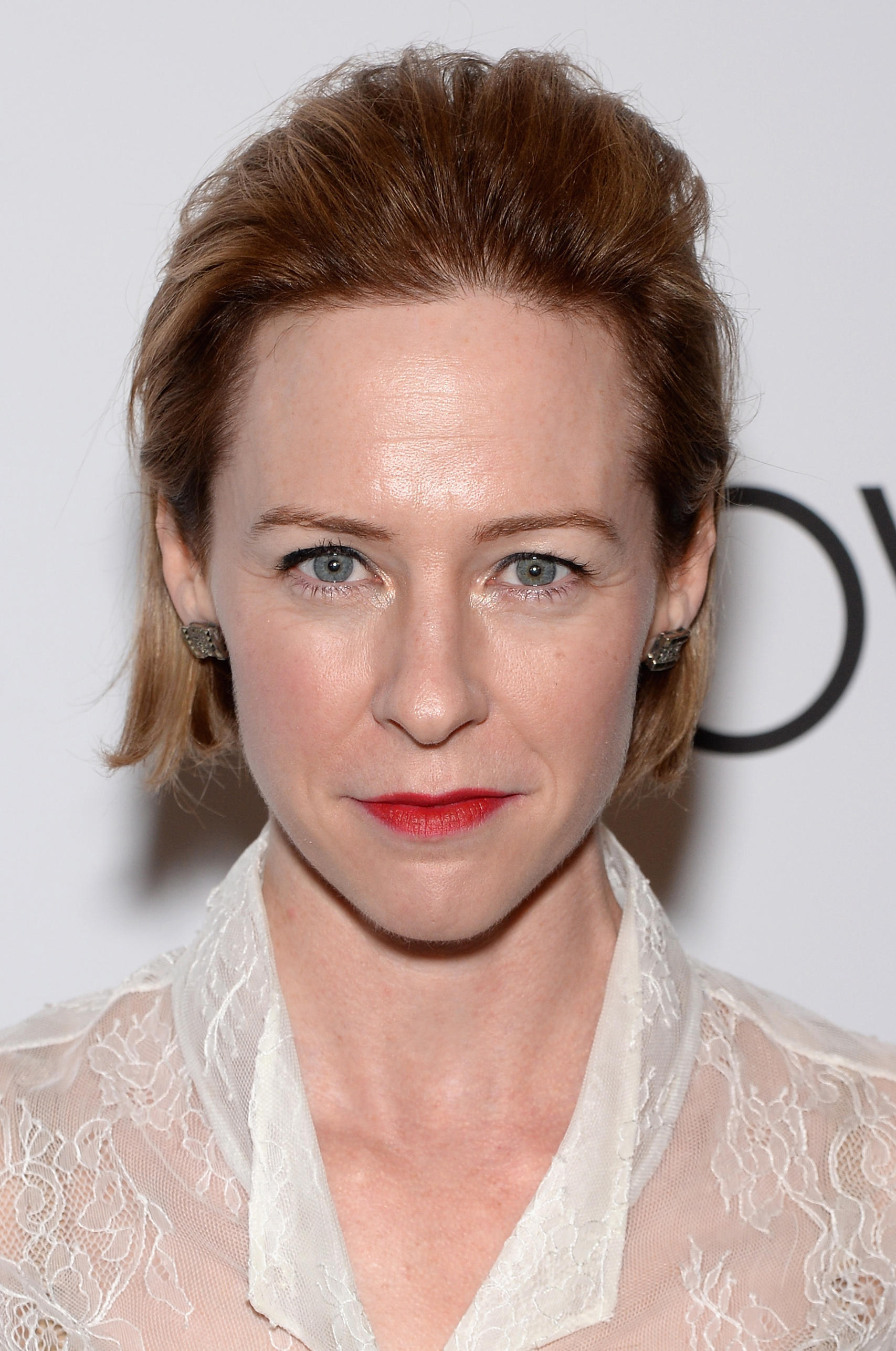 Amy Hargreaves at 'The Overnight' New York Premiere at Sunshine Landmark.