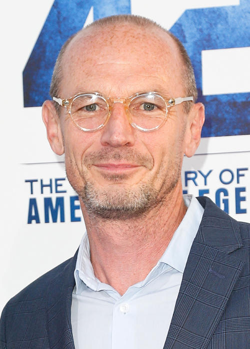 Toby Huss at the California premiere of
