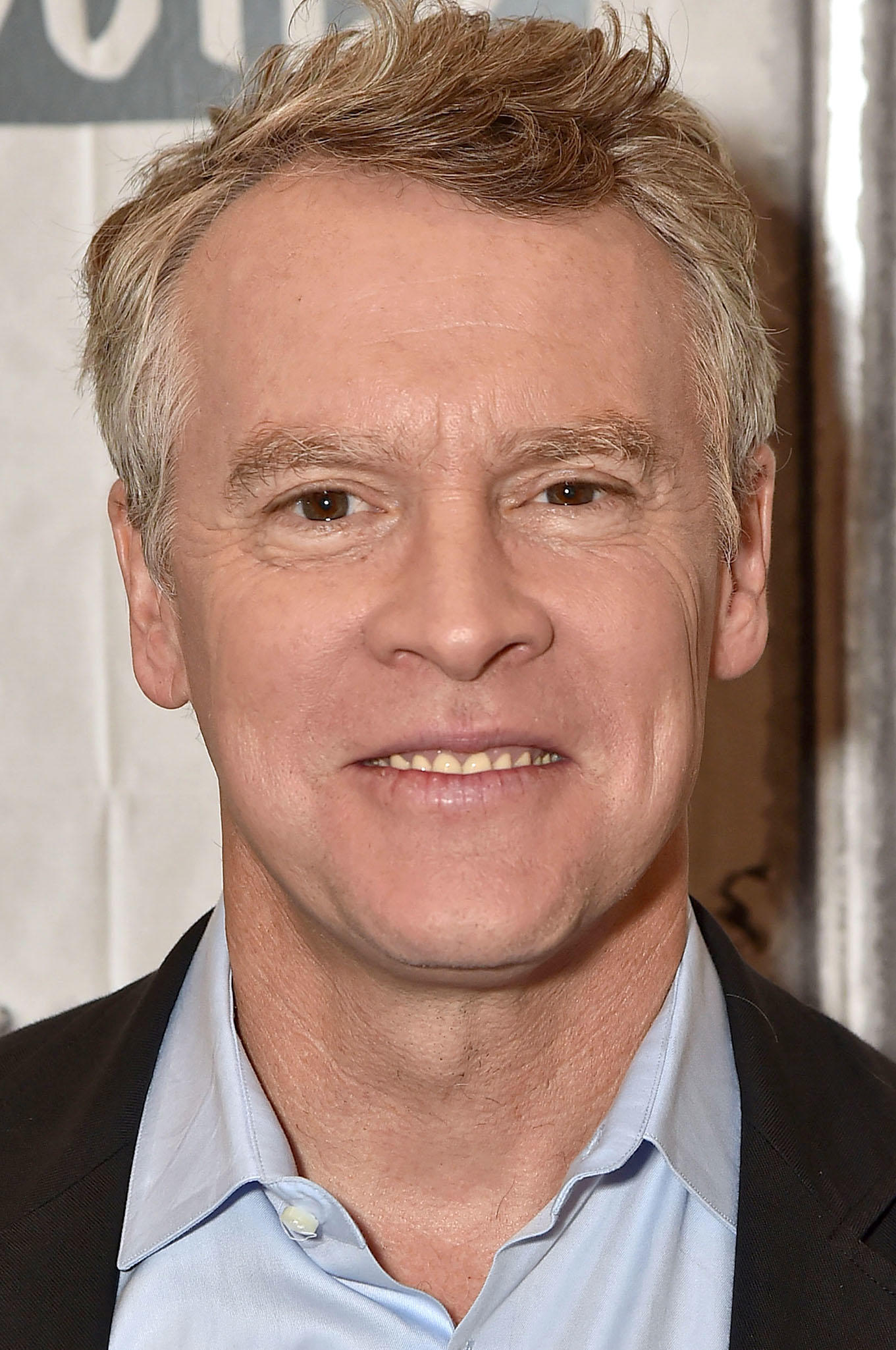 Tate Donovan at Build Studio in New York City.