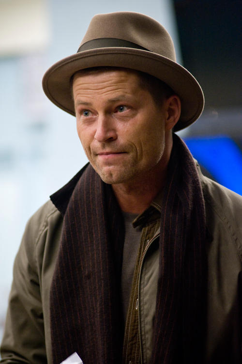 Til Schweiger as James in