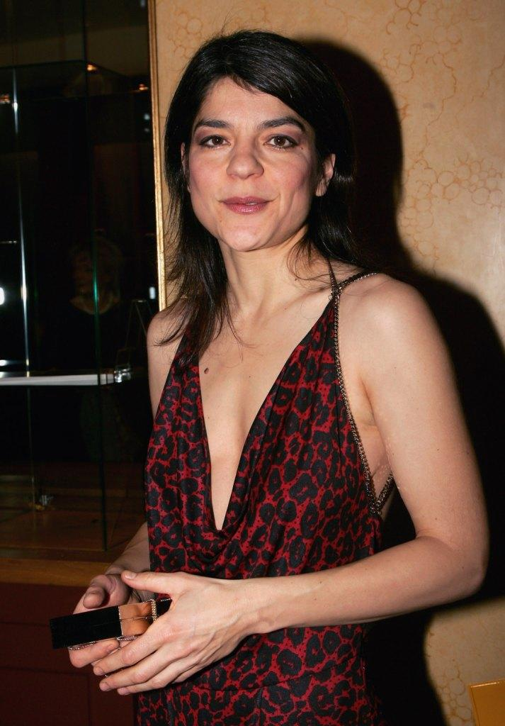 Jasmin Tabatabai at the Bavarian Film Awards 2006.