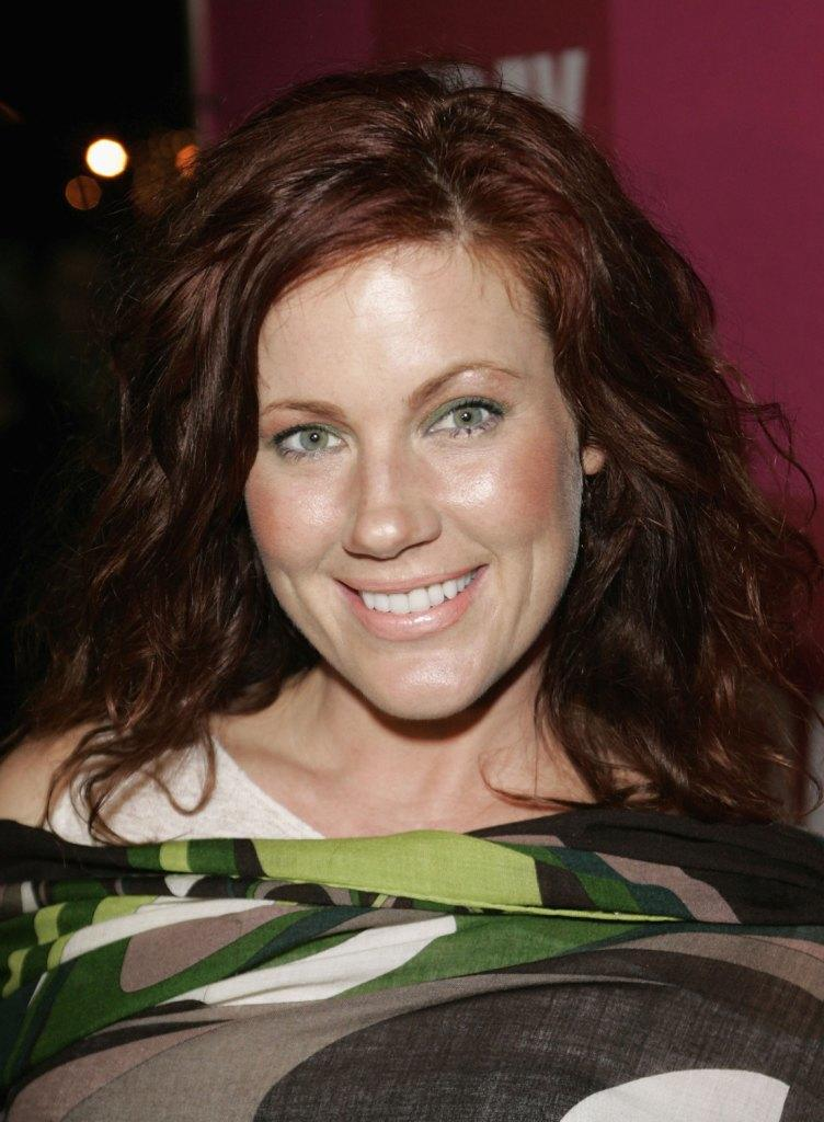 Elisa Donovan at the opening night of
