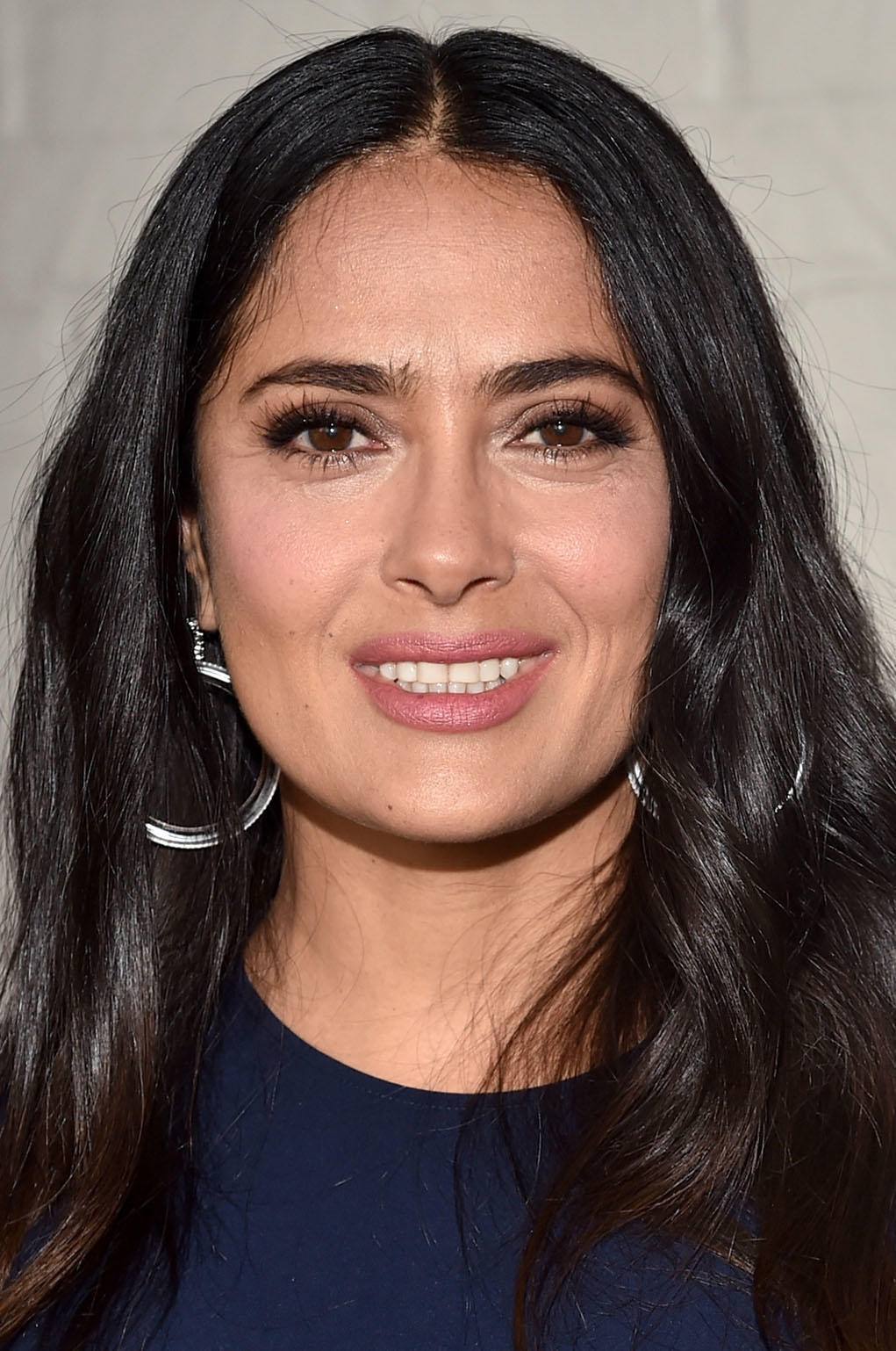 Salma Hayek at the Indie Contenders Roundtable during AFI FEST 2017 in Hollywood.
