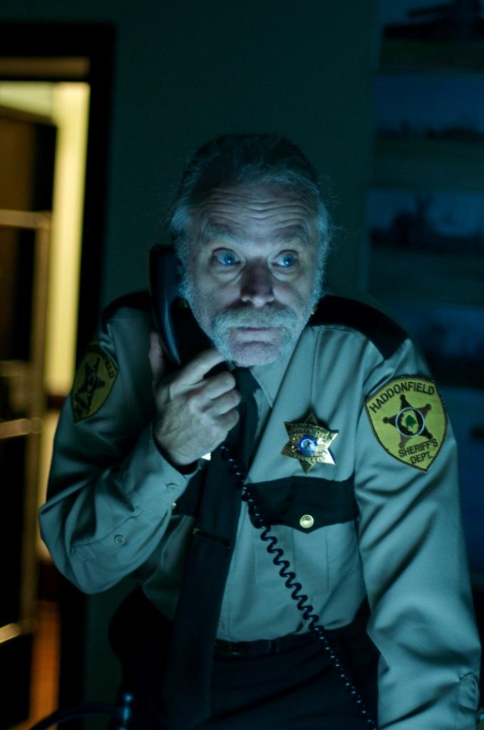 Brad Dourif as Sheriff Lee Brackett in