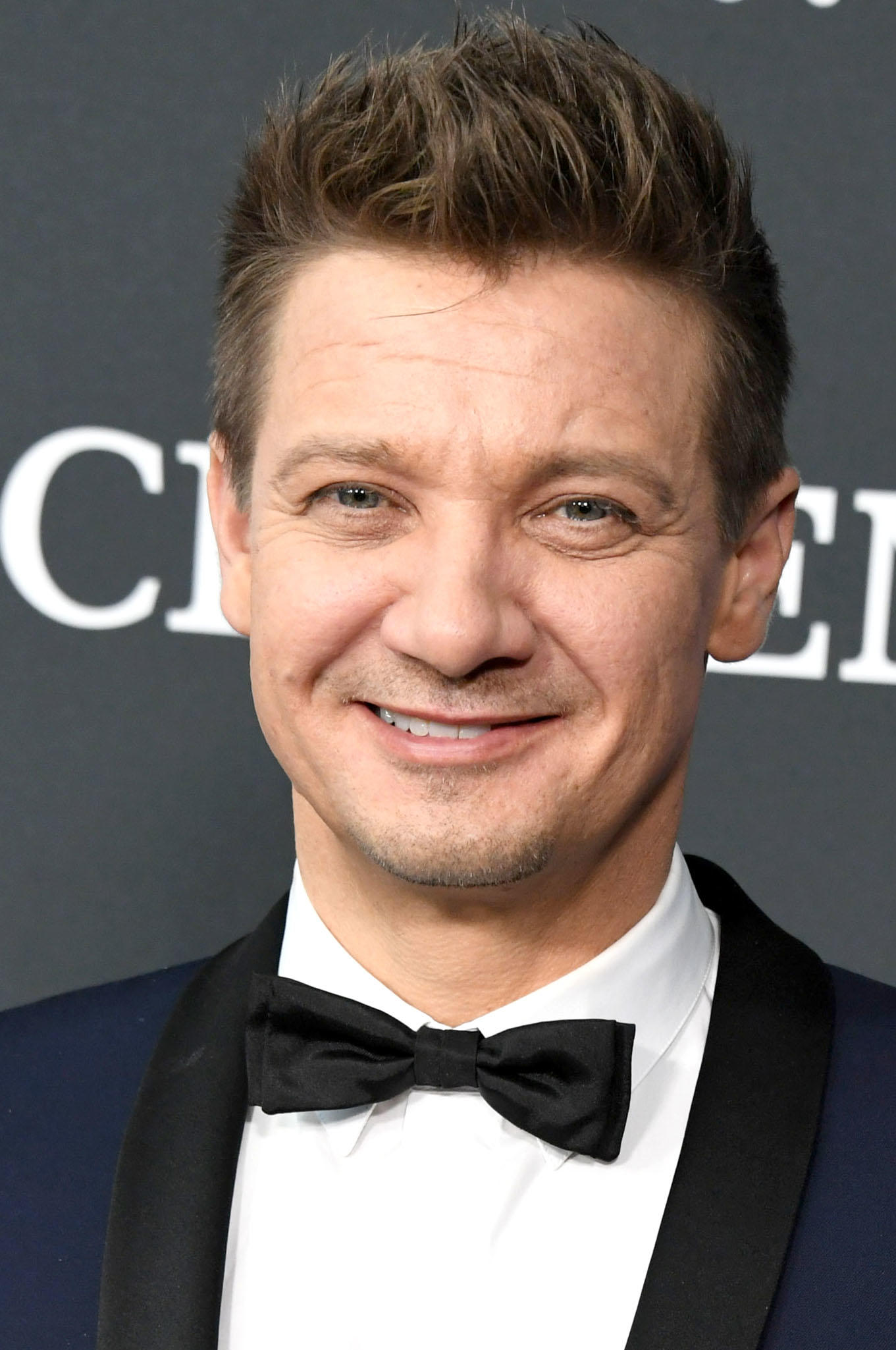 Jeremy Renner at the world premiere of