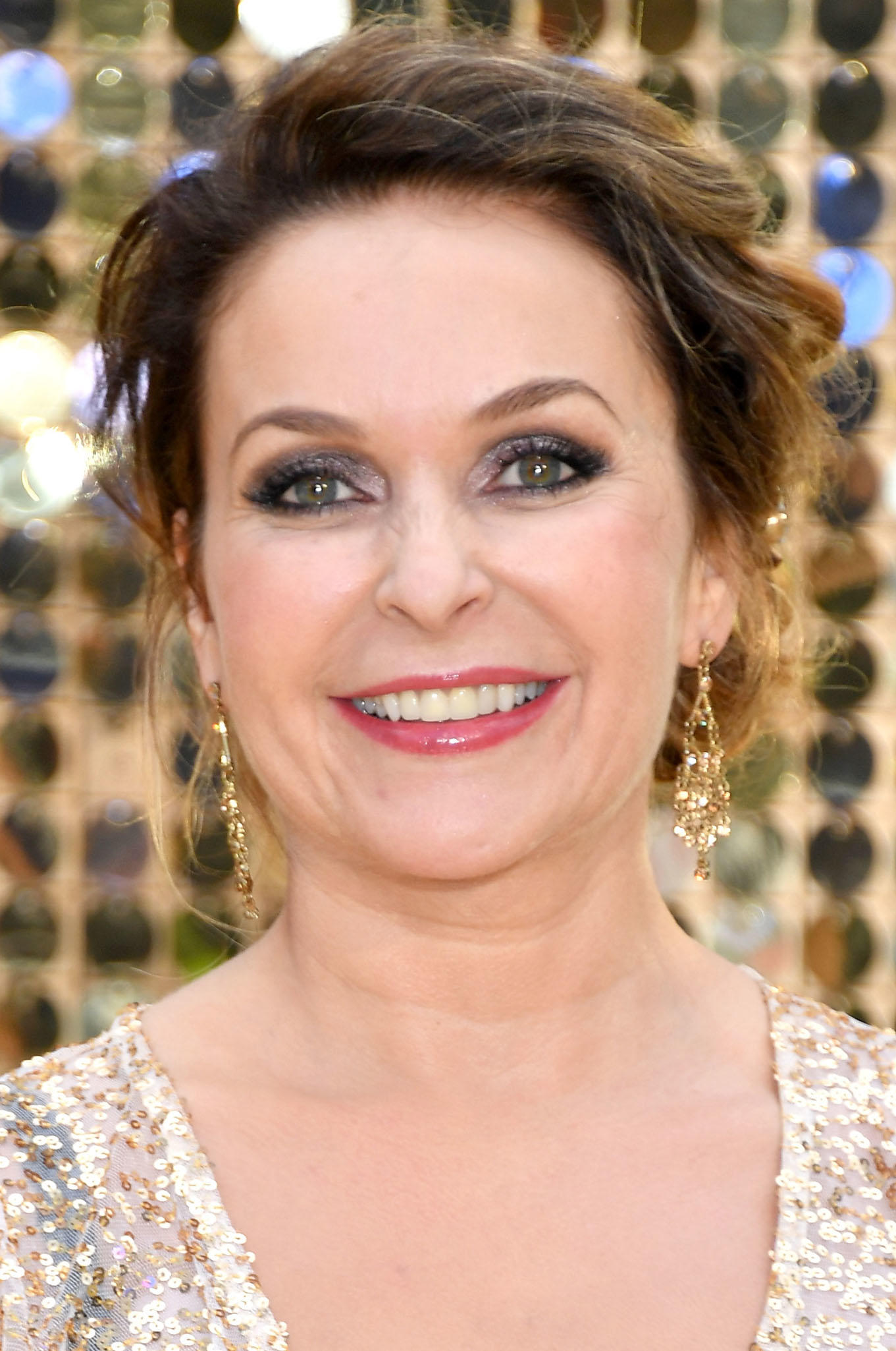 Julia Sawalha at the