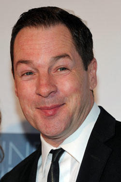 French Stewart at the Geffen Playhouse's Annual Backstage.
