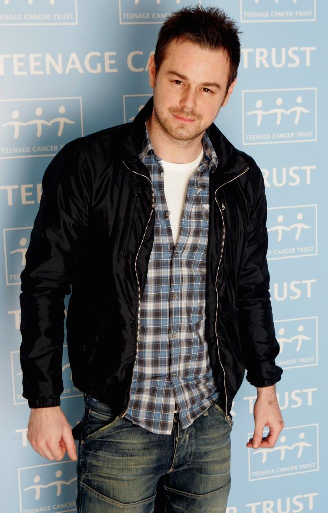 Danny Dyer at the Teenage Cancer Trust 2009.