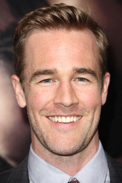James Van Der Beek at the Premiere Of CBS Films'