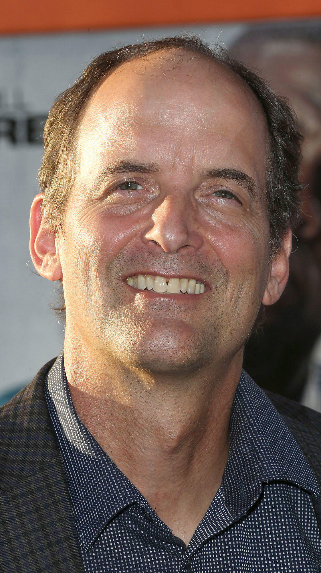 Writer Jay Martel at the California premiere of