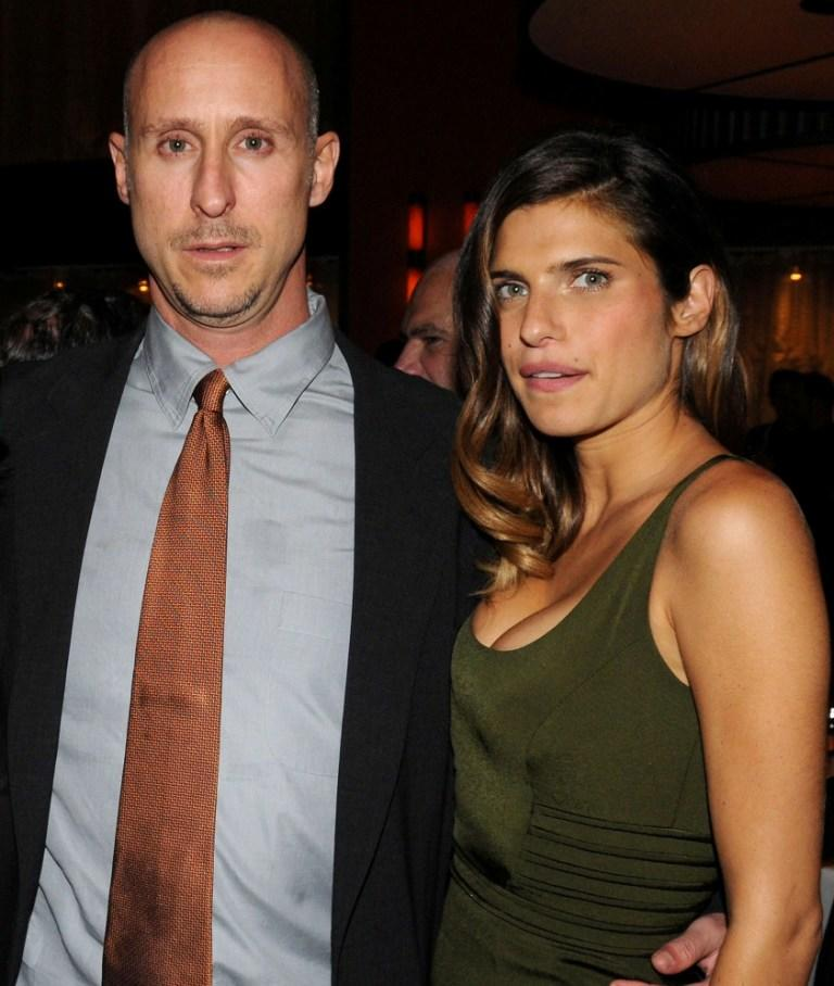 Gavin O'Connor and Lake Bell at the after party of the New York premiere of