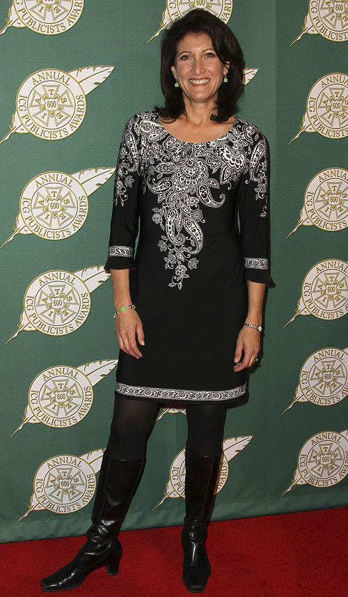 Amy Aquino at the 48th Annual ICG Publicists Awards in California.