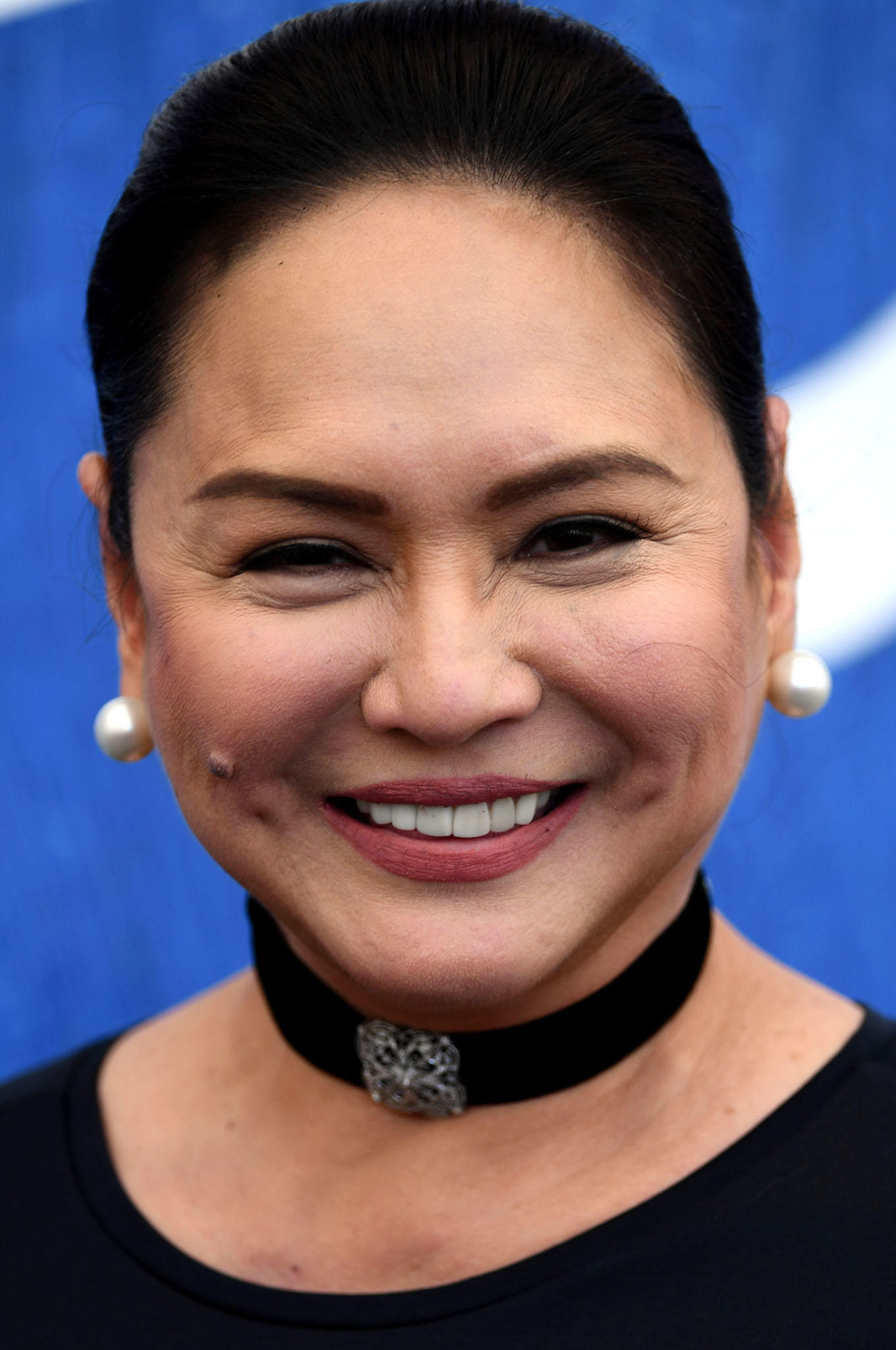 Charo Santos-Concio at photocall for
