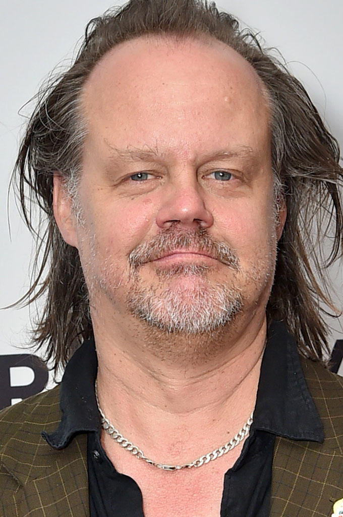 Larry Fessenden at the