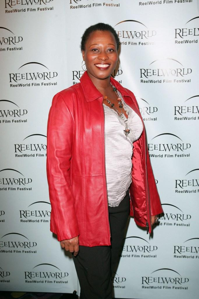 Arlene Duncan at the opening night gala screening of