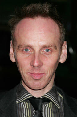 Actor Ewen Bremner at the Hollywood premiere of