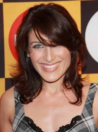 Lisa Edelstein at the Annual Must List Party.