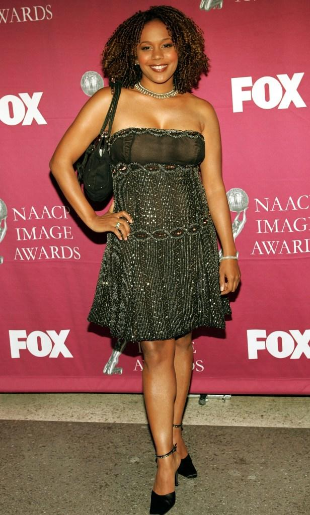 Rachel True at the 36th NAACP Image Awards.