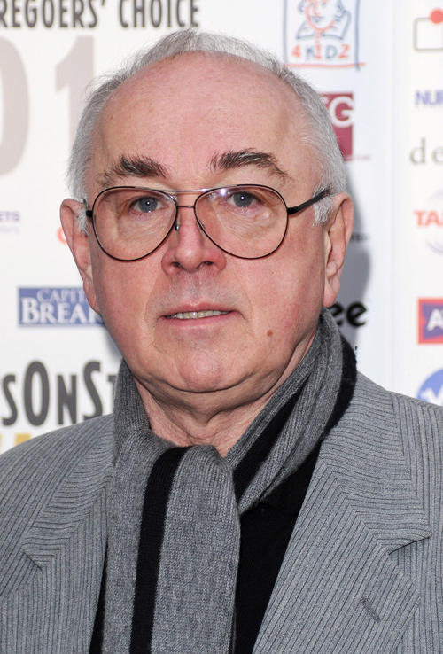 Peter Egan at the Whatsonstage.com Awards Concert Launch 2010 in England.