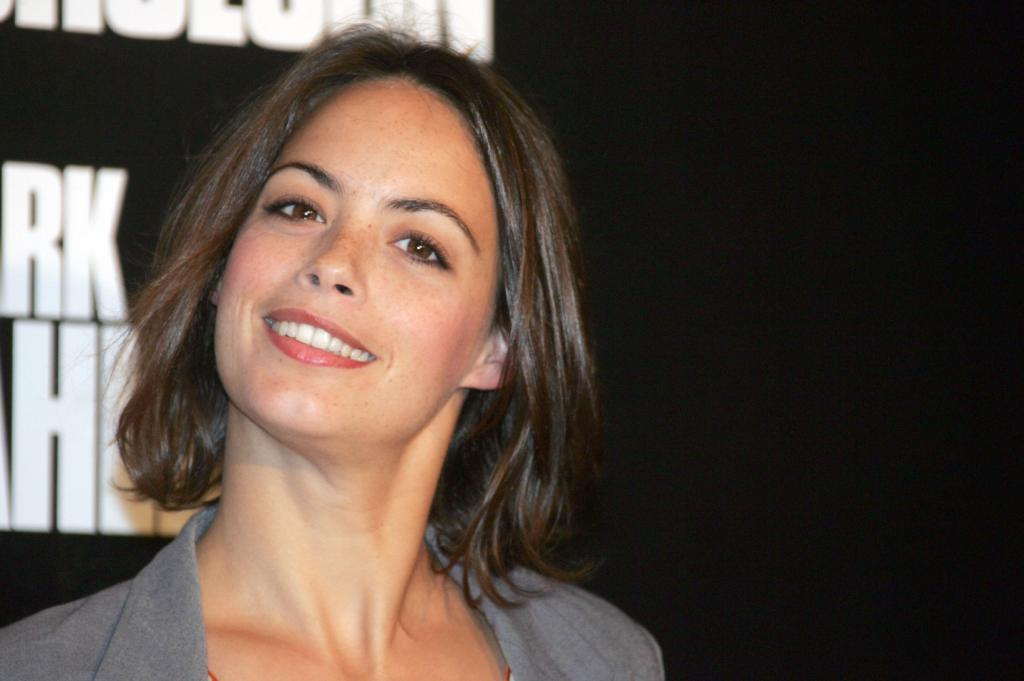 Berenice Bejo at the screening of