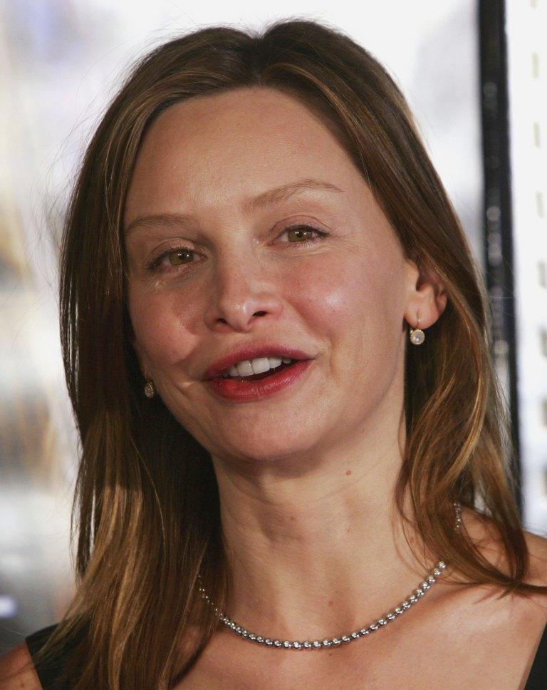 Calista Flockhart at the Melbourne premiere of