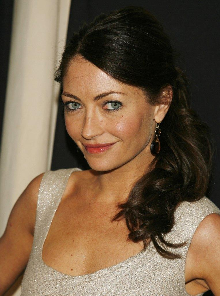 Rebecca Gayheart at W Magazine's Hollywood Affair to celebrate the 2007 Golden Globes.