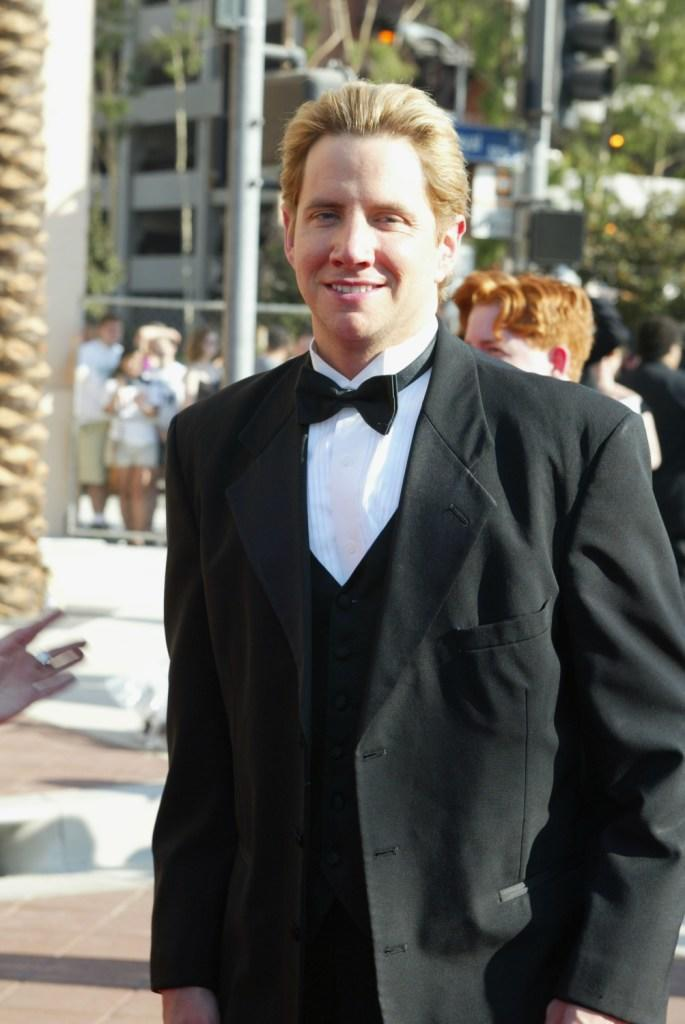 Jamie Kennedy at the 2002 Creative Arts Emmy Awards.