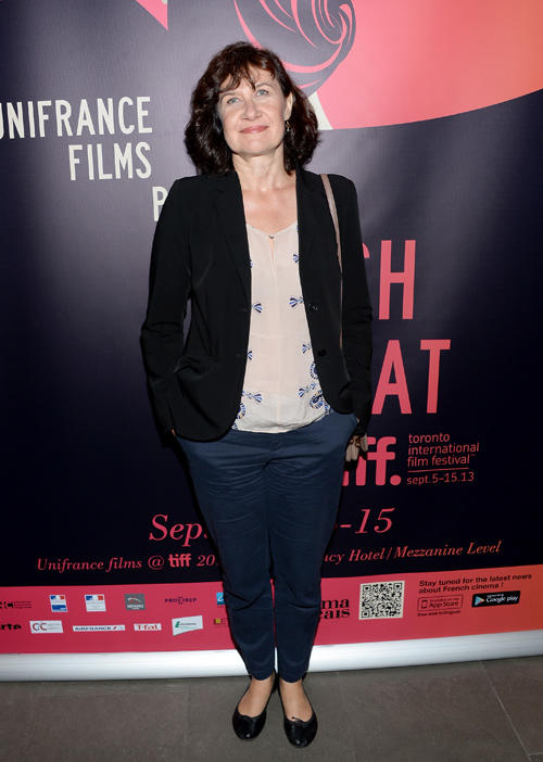 Anne Le Ny at the Unifrance Party during the 2013 Toronto International Film Festival.