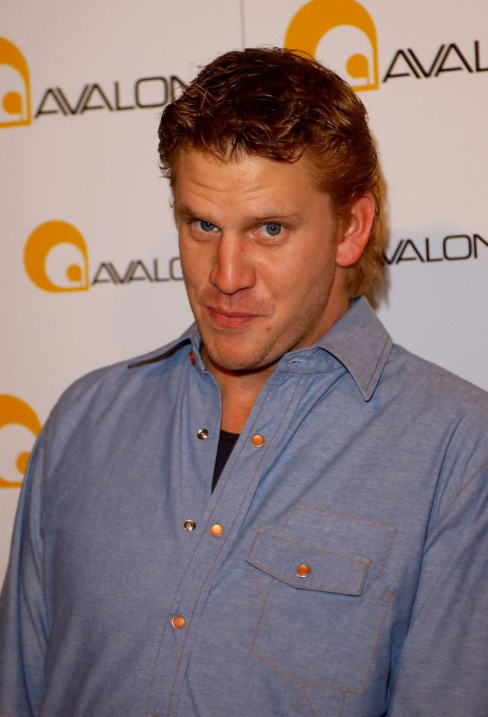 Dash Mihok at the Grand Debut of