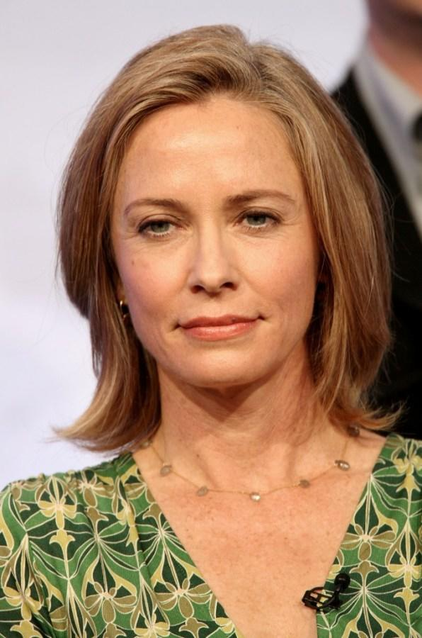 Susanna Thompson at the NBC Universal portion of the Television Critics Association Press Tour.